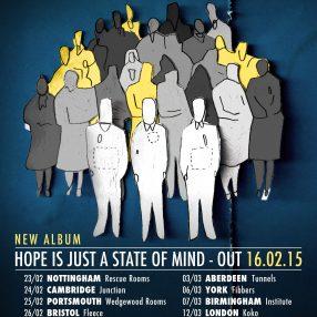 Little Comets - Album Tour 2015