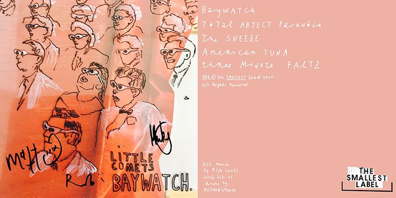 Baywatch EP.